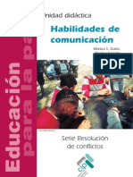 Habilidadescomunicacion Resolu Conflictos Cip