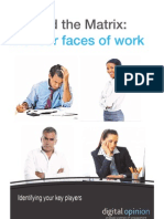 Beyond the Matrix _The Four Faces of Work
