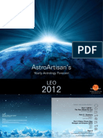 Leo 2012 AstroArtisans Yearly Forecast
