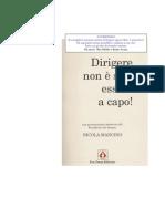 Rita Melillo, Benito Scopa, Dirigere non è solo essere a capo!, 1996, PPE