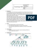 Topologi VLAN dan VTP