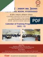 National Training Programmes 2012 13