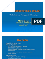 IEEE 802.20 PD-04