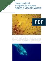 """Concurso Nacional de Fotografia da Natureza """"Parques e Vida Selvagem"""""""