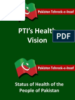 PTI Health Policy