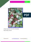 8 Weeks to Becoming Fruitful Week 2 Study Guide