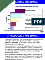 Producción Mas Limpia y Huella ecológica