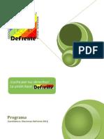 Candidatura DeFrente 2012