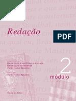 Apostila - Concurso Vestibular - Redação - Módulo 02