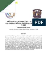 Sismos Col Mex