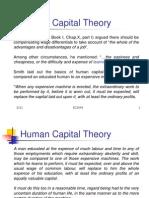 Human Capital Theory 1 11