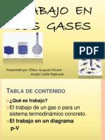Expocición de Trabajo de gases