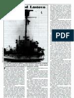Bitwa pod Lastovo (Okręty Wojenne [26] 1998.4)