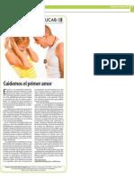Cuidemos El Primer Amor 26 Mayo 2012 Diario 2001