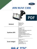 GARMIN 1300