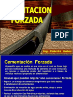 Cementacion Forzada