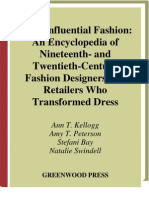 In an Influential Fashion Ecycopedia Influential-fashion-An-Encyclopedia