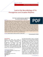 A Sideways Look at the Neurobiology of Psi