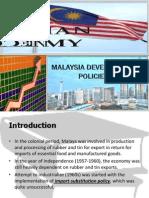 malaysia development policies