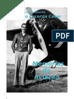 Memórias da Aviação - Cmt. Renato Lacerda Cesar