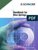 Handbook Disc Springs