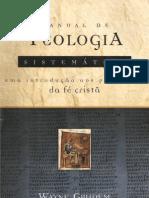 Wayne Gruden - Manual de Teologia Sistemática