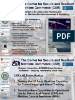 The Center for Secure and Resilient Maritime Commerce