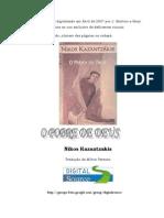 Nikos Kazantzákis - O Pobre de Deus (pdf) (rev)