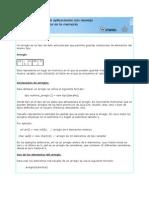 3_desarollo Manejo Datos-Capitulo 1 -01 Arreglos de Dimension