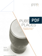 Pubs and places