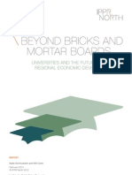 Beyond bricks and mortar boards