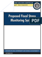 Fiscal Stress Monitoring