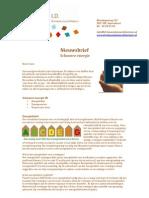 Nieuwsbrief 2009-03