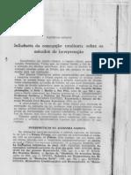 Alipio Silveira - O Fator Politico-Social Na Interpretação