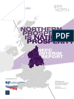 Northern prosperity is national prosperity