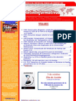 Boletín FSM-América No. 244