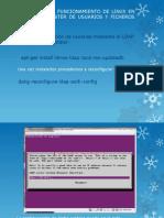 Configurar El Funcionamiento de Linux en Red