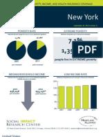 2011 New York Fact Sheet