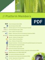 Platform Members