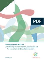 Platform Strategic Plan 2012-15