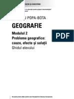 Secundar Geografie II Cursant