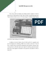 Intel 8085 Microprocessor Kit