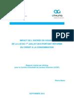 Rapport CCSF loi Lagarde