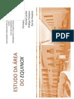 Estudo das áreas Centro, Liberdade e Vinhais de São Luís-MA