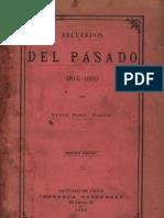Recuerdos del Pasado Perez Rosales