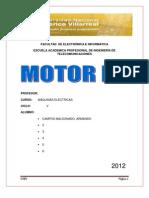 Proyecto Motor DC