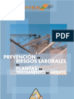 Plantas de Aridos (15 - 16)
