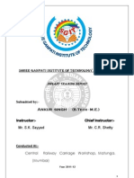 Matunga Indian Railway Training Report