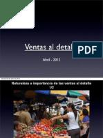 Ventas Al Detalle