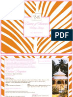 Total Wedding Packages 2011 2012